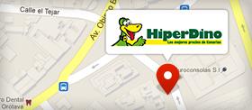 Encuentre su HiperDino