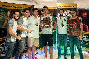 Equipo ganador de CSGO