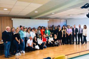 Participantes del primer tallere sobre violencia de género en Gran Canaria_mod