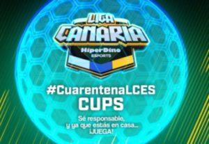 Cartel #CuarentenaLCES