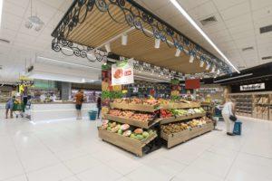 Imagen de la nueva tienda HiperDino Bellavista