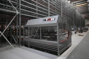 HiperDino es la única empresa en España en contar con este sistema